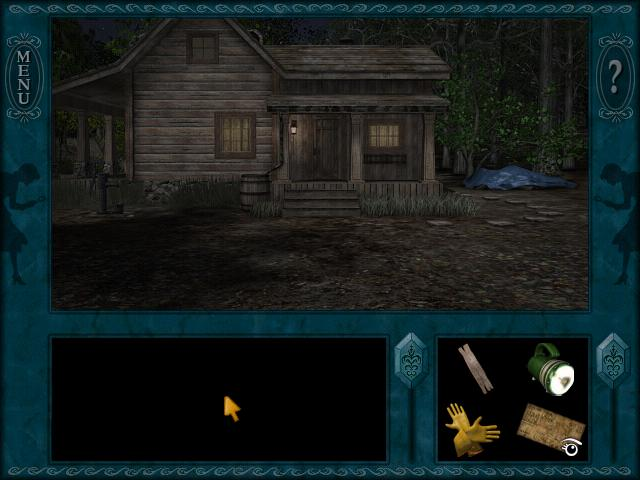 Nancy Drew: Ghost Dogs of Moon Lake screenshot