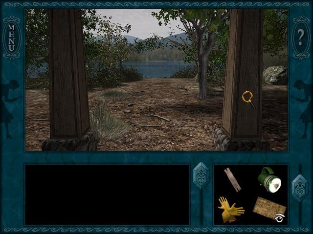 Nancy Drew: Ghost Dogs of Moon Lake screenshot