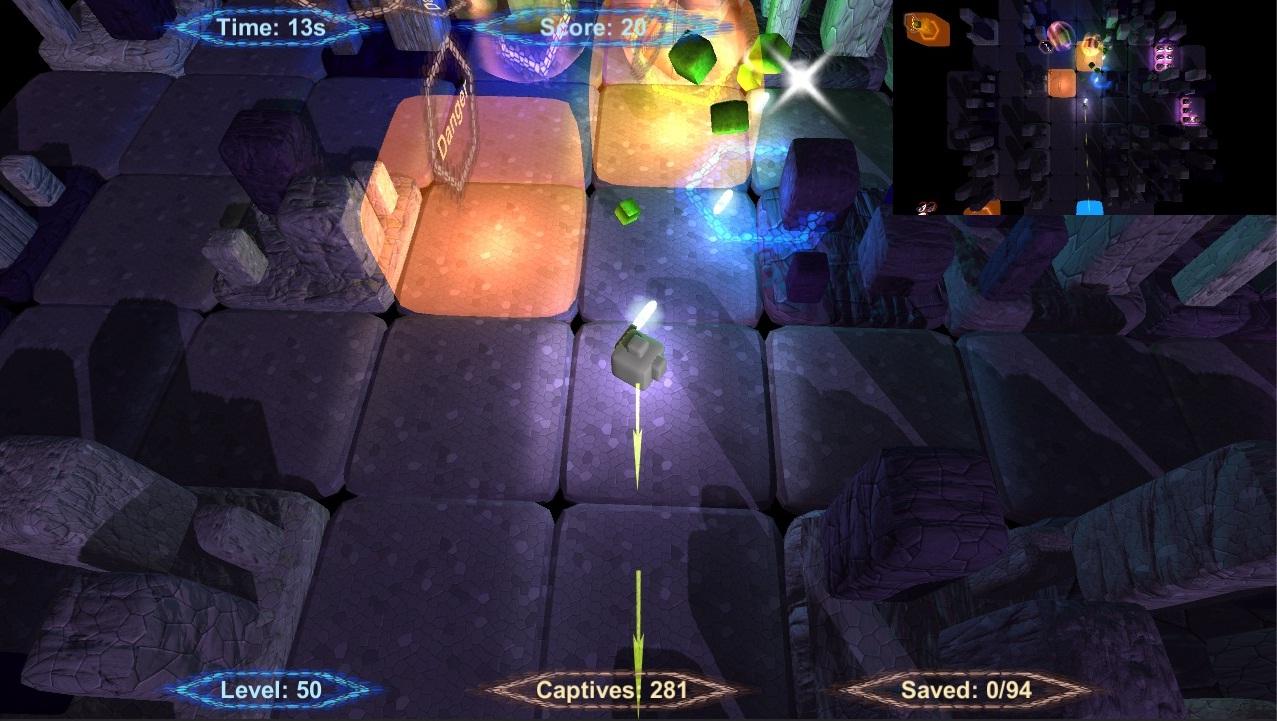 Unlimited Escape 2 screenshot