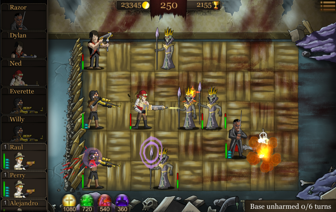 Hunters Of The Dead screenshot
