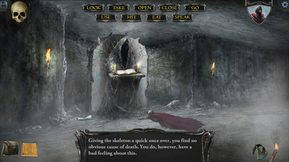 Shadowgate - Special Edition DLC screenshot