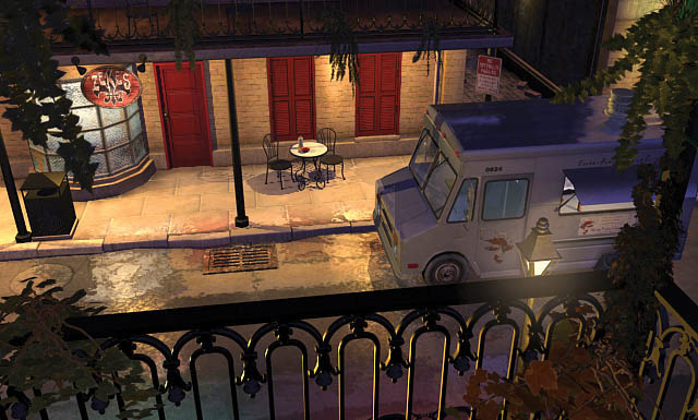 Nancy Drew: Legend of the Crystal Skull screenshot