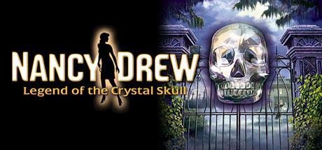 Nancy Drew: Legend of the Crystal Skull