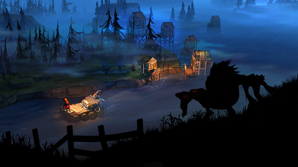 The Flame in the Flood PC FLT