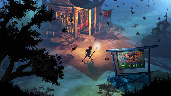The Flame in the Flood PC GOG