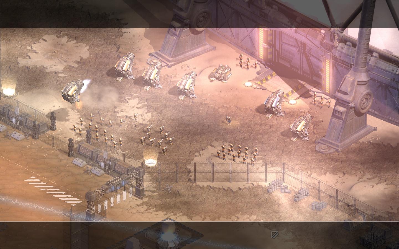SunAge: Battle for Elysium screenshot