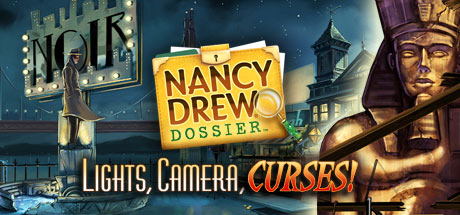 Nancy Drew Dossier: Lights, Camera, Curses!