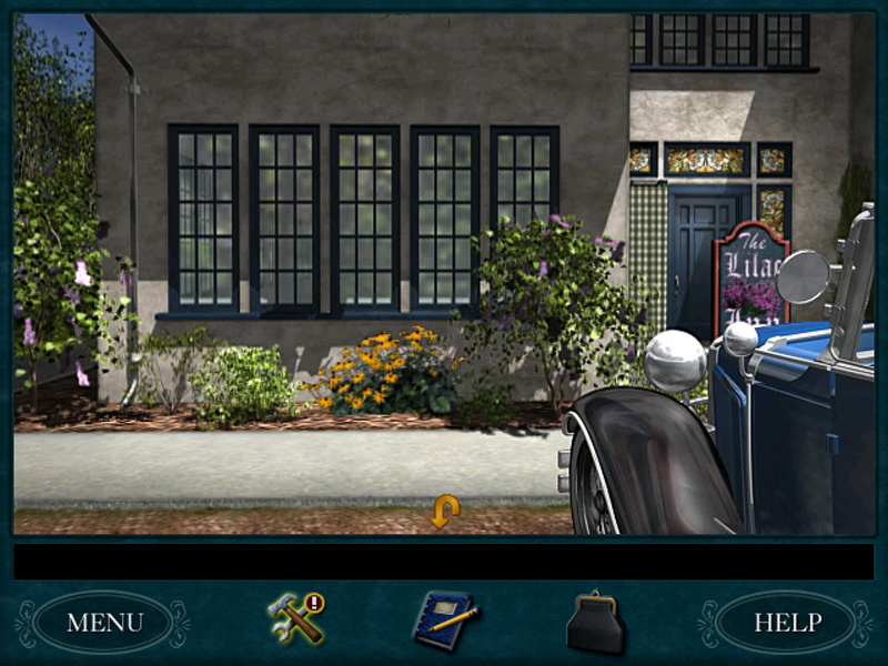 Nancy Drew: Secret of the Old Clock screenshot