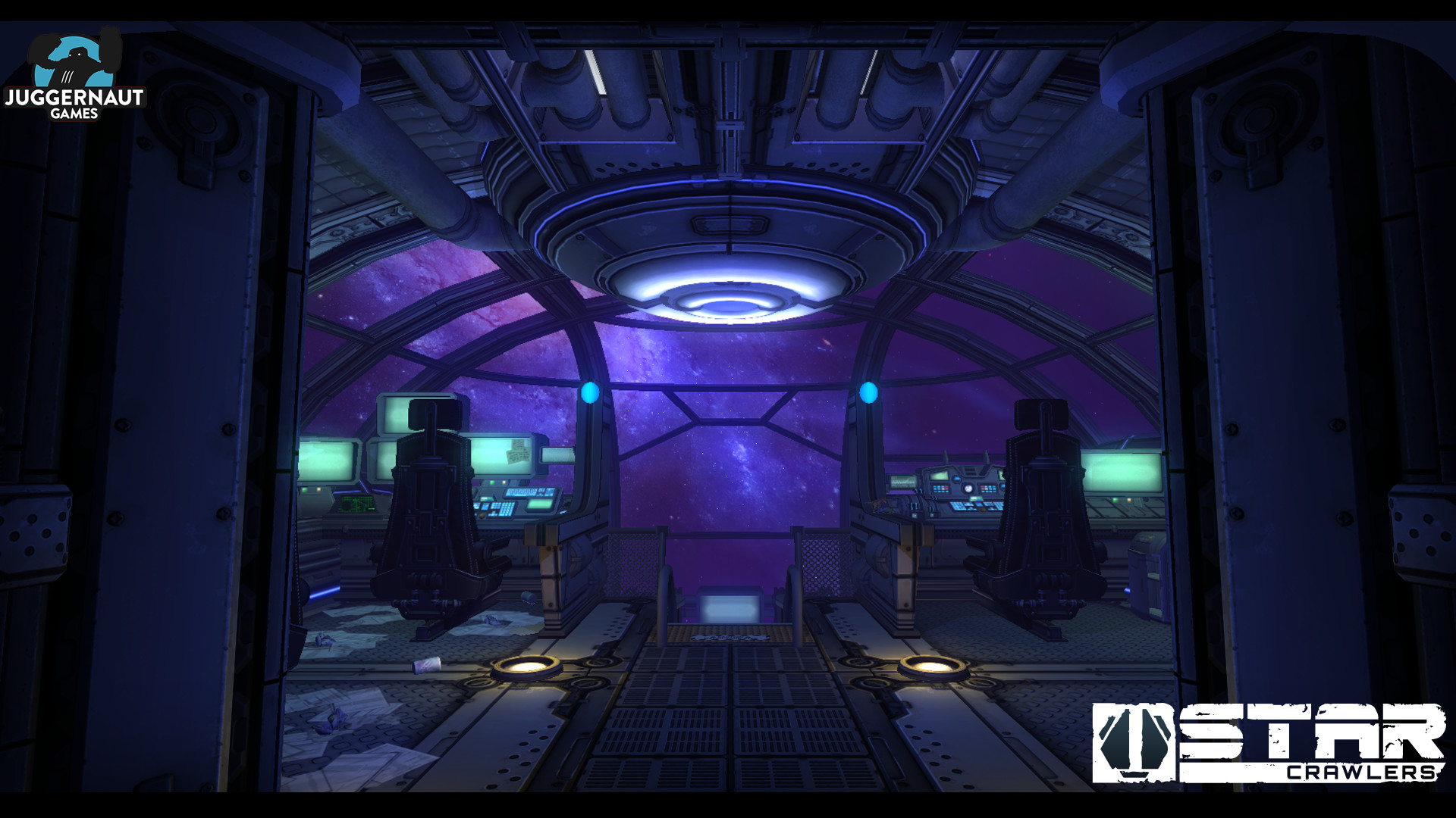 StarCrawlers [Early Access] [GoG] [2015|Eng]