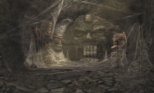 Nancy Drew: The Creature of Kapu Cave screenshot