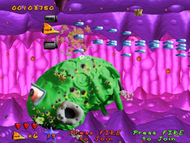 Platypus II screenshot