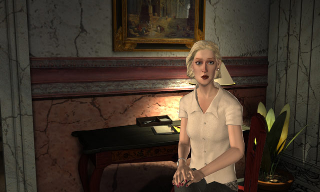 Nancy Drew: The Phantom of Venice screenshot