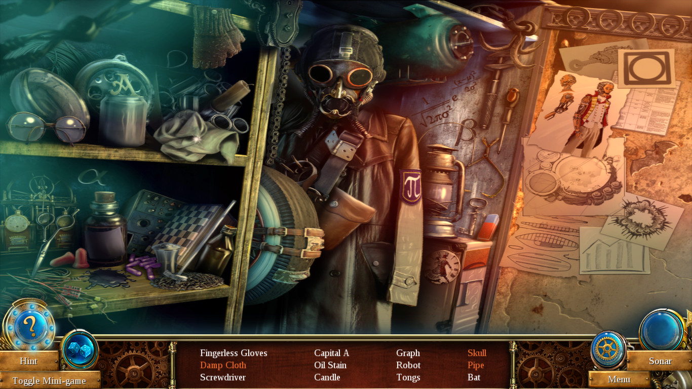 Time Mysteries 3: The Final Enigma screenshot