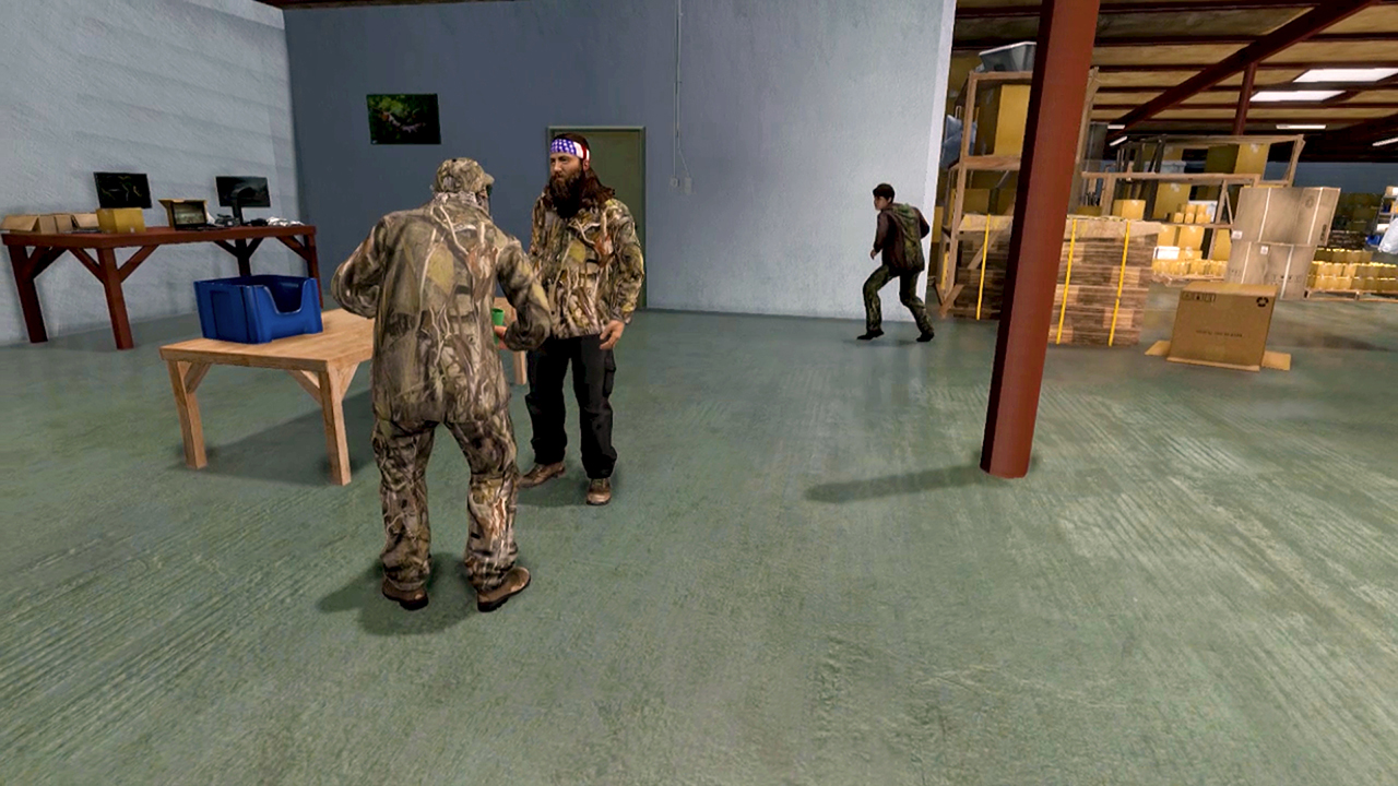 Duck Dynasty screenshot
