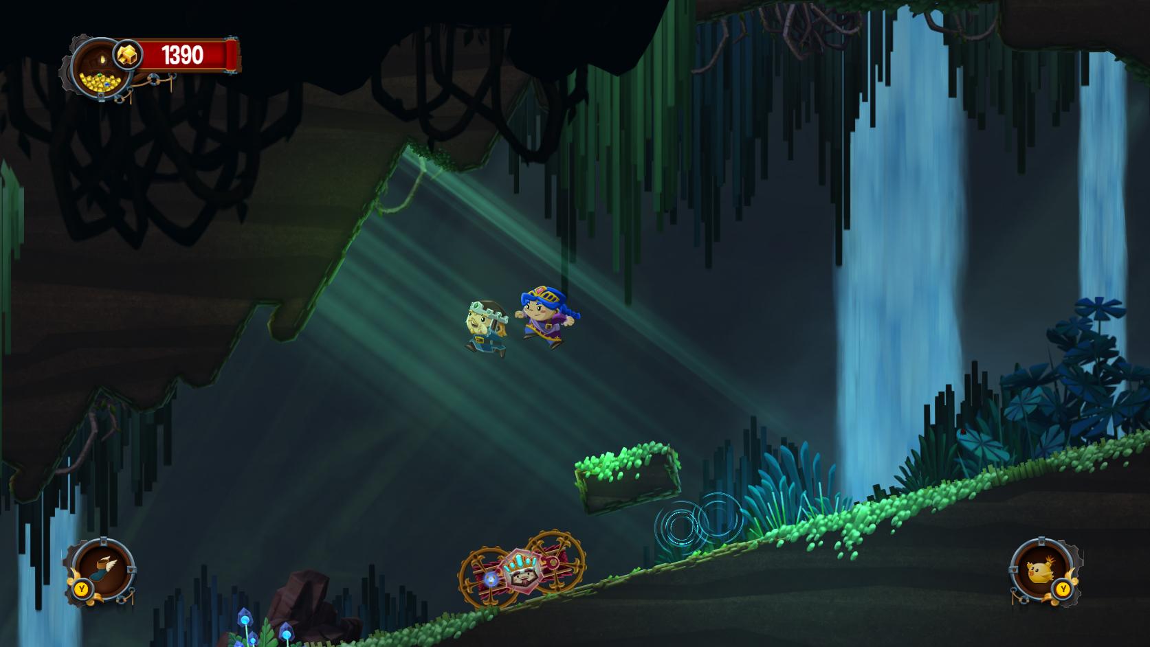Chariot screenshot