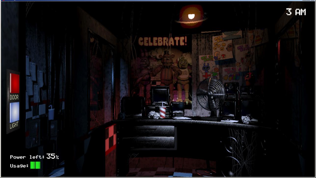 Five Nights at Freddy's Free Game Full Download Screenshot 3