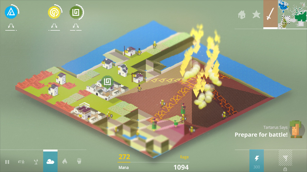 Reprisal Universe screenshot
