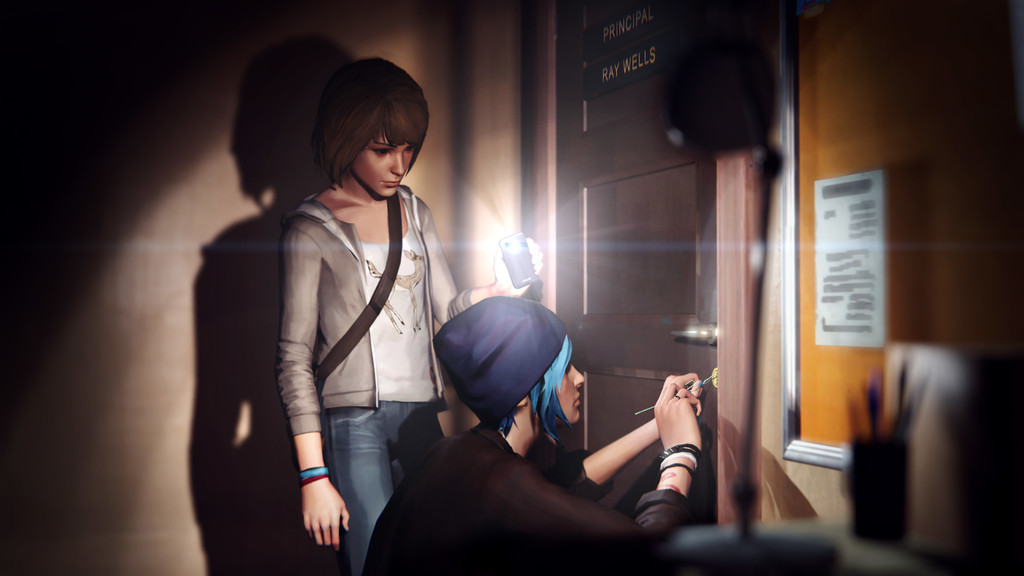 Life is Strange: Episode 3 - Chaos Theory image 1