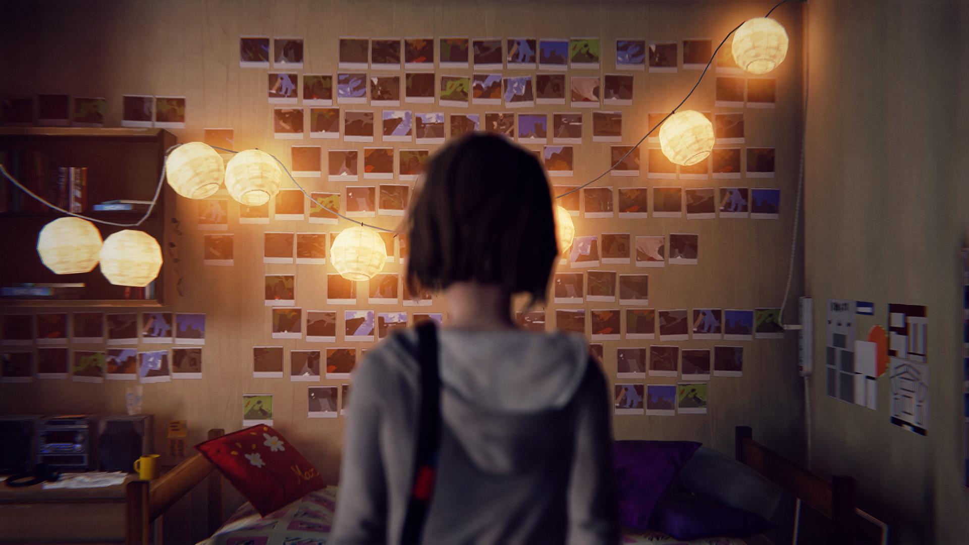 A Max gosta de Polaroids. Se cada foto corresponder a um prémio...