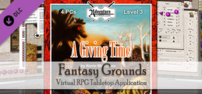 Fantasy Grounds - PFRPG: BASIC3 - A Giving Time