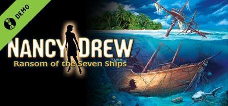 Nancy Drew: Ransom of the Seven Ships Demo