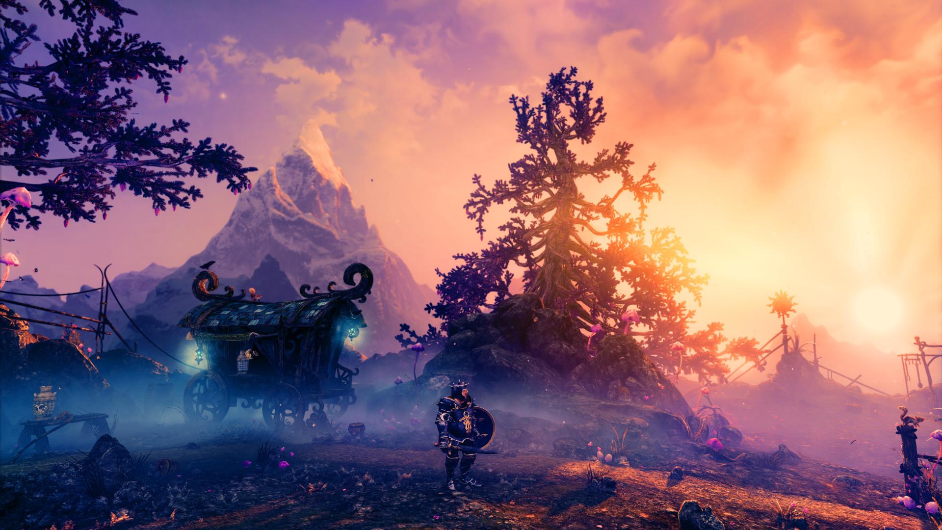 Trine 3: The Artifacts of Power screenshot
