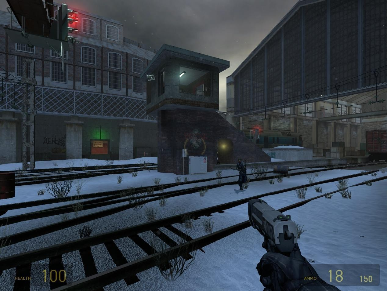 Half-Life 2: Deathmatch screenshot