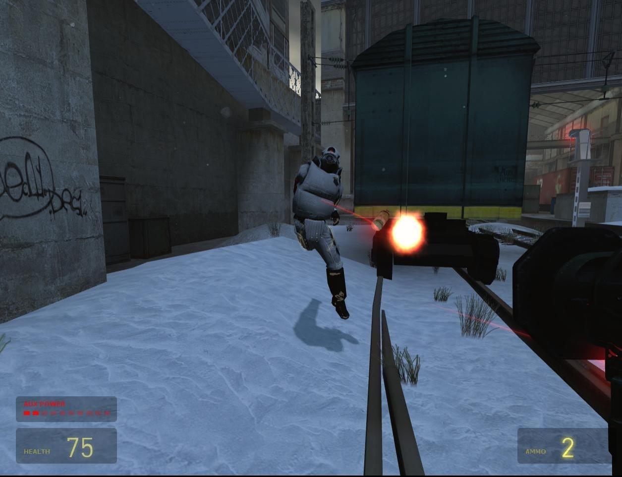 half life 2 death match: