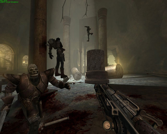 Painkiller: Black Edition screenshot 1