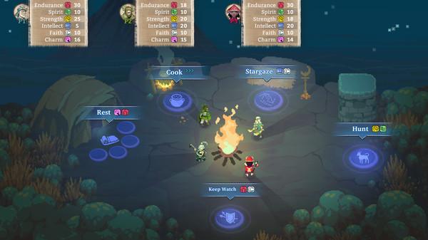 Moon Hunters PC Game HI2U