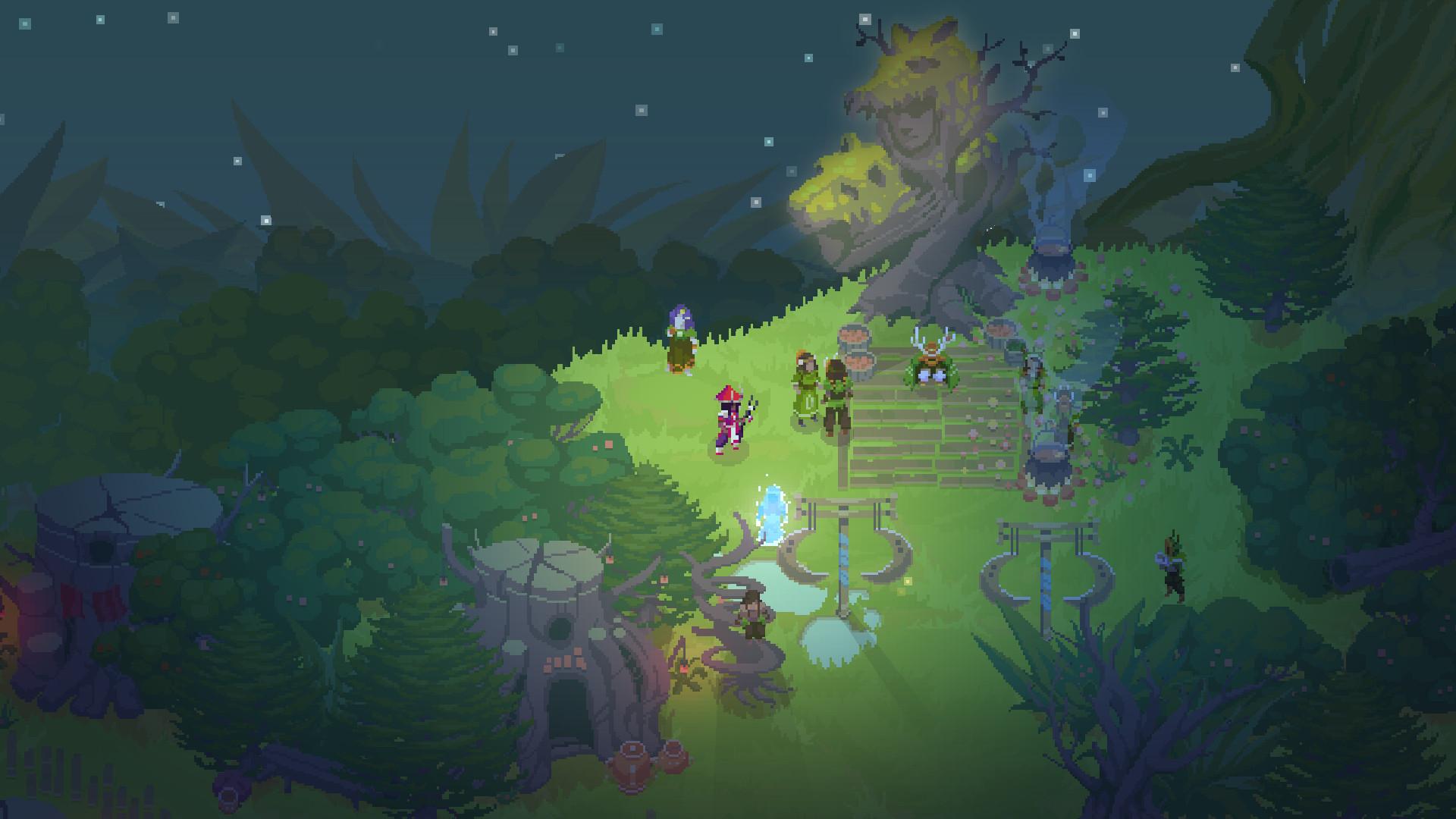 Moon Hunters screenshot