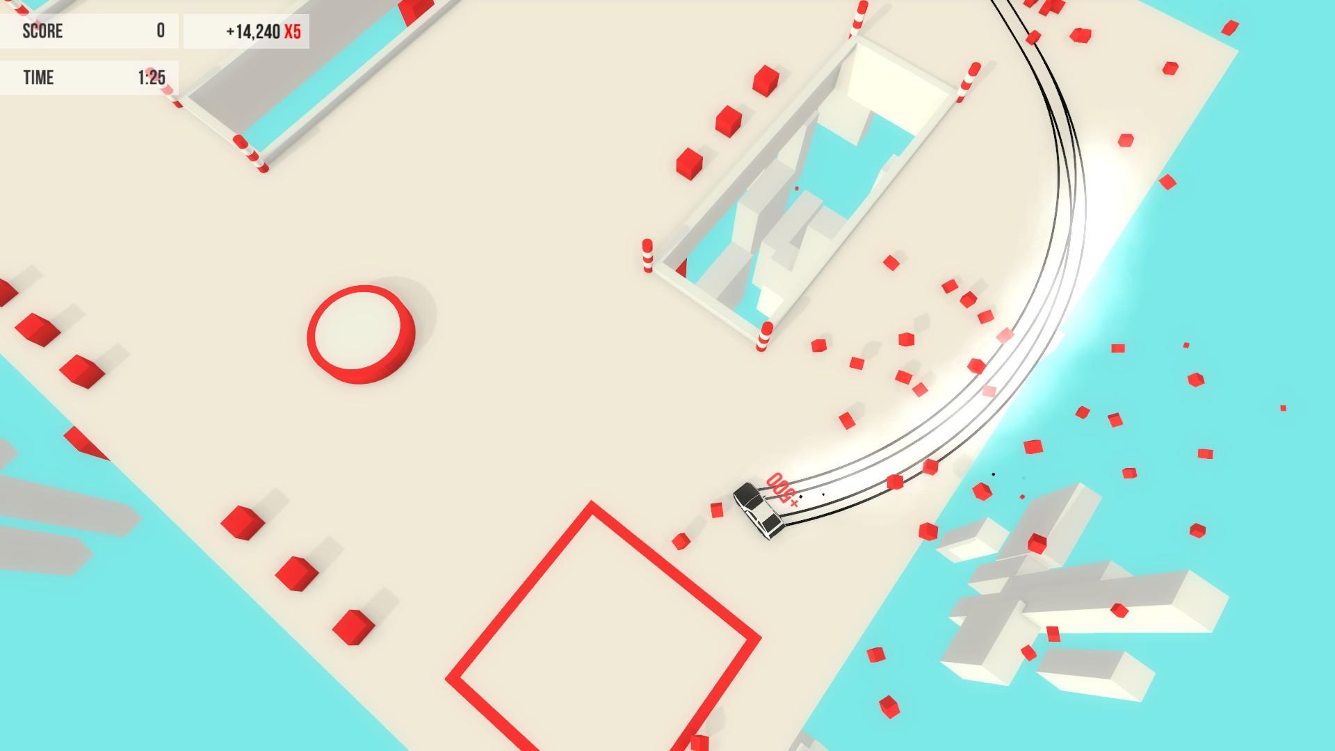 Absolute Drift: Zen Edition Screenshot 2