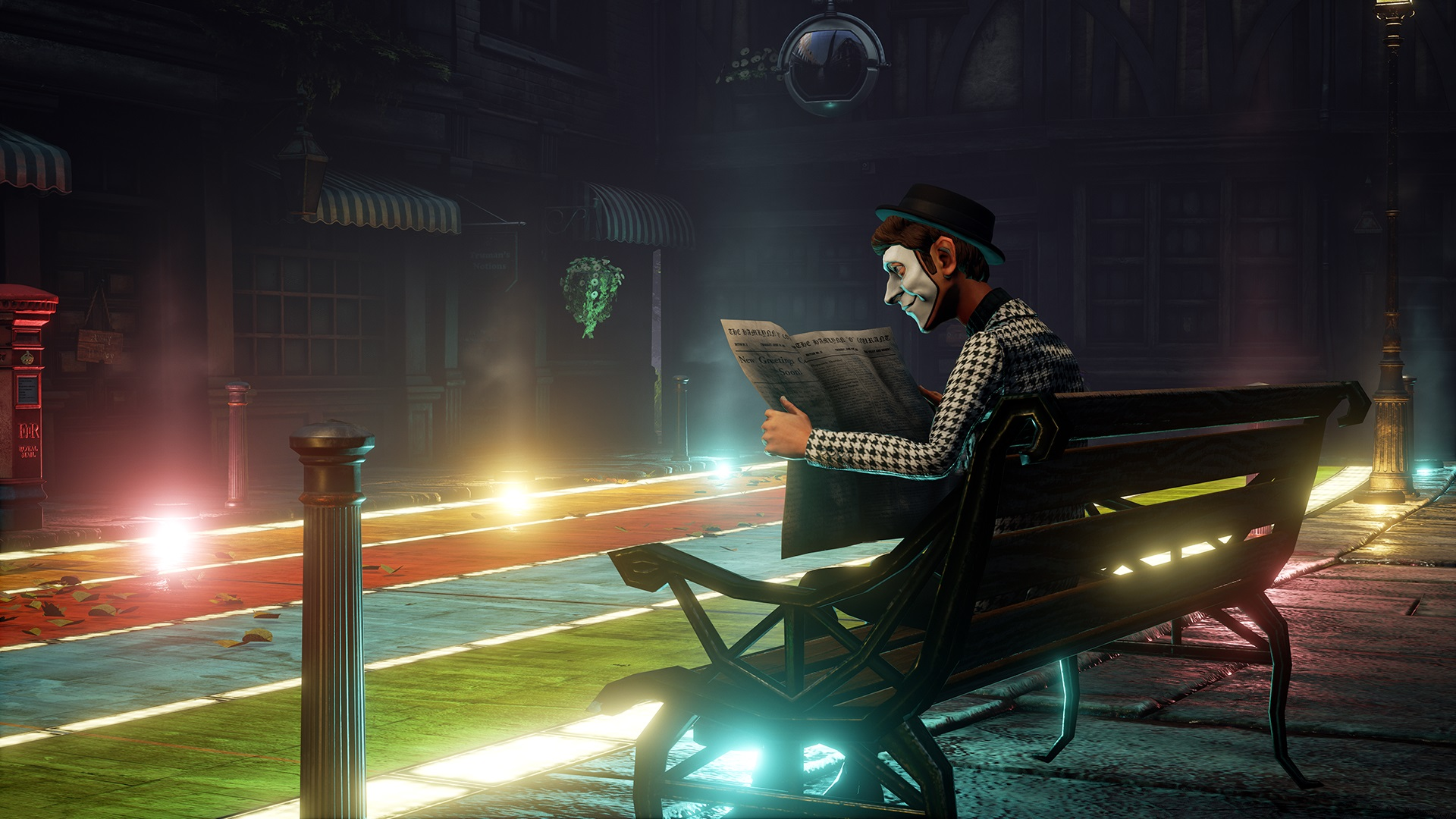 Image of We Happy Few Repack PC Game Full Version Free Download