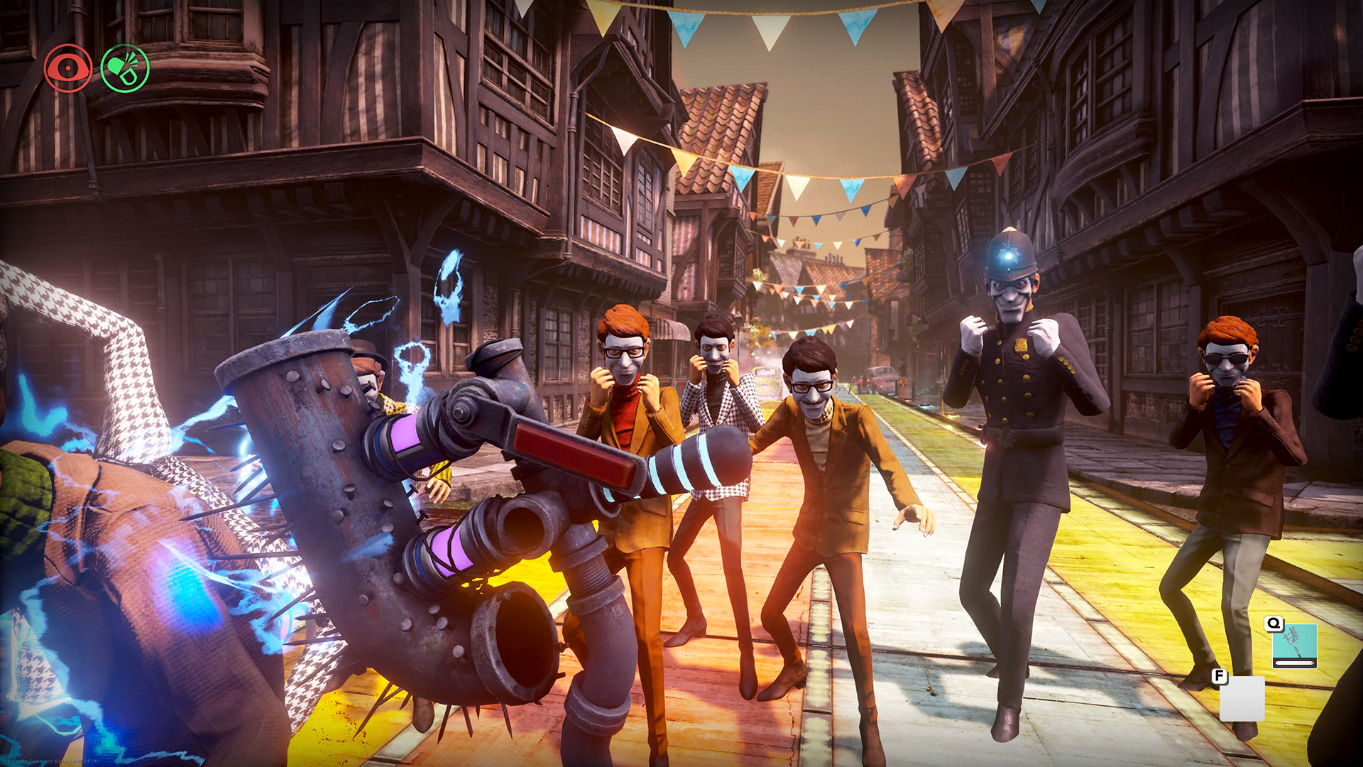 We Happy Few Repack Small Size Highly Compressed