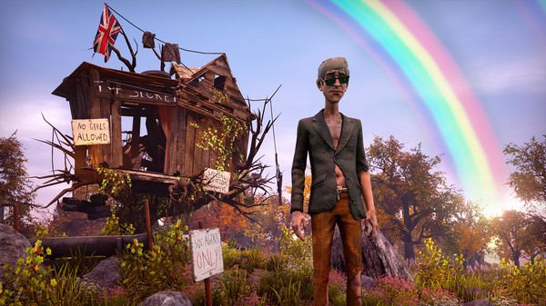 We Happy Few Early Access Plus 15 Trainer Updated 12.08.2016-FLiNG