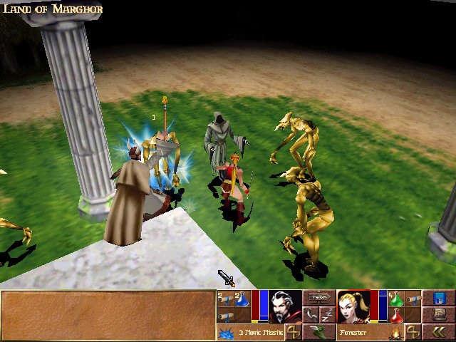 Darkstone screenshot