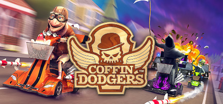 Coffin Dodgers game image