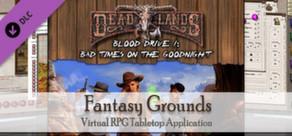 Fantasy Grounds - Deadlands Reloaded: Blood Drive 1