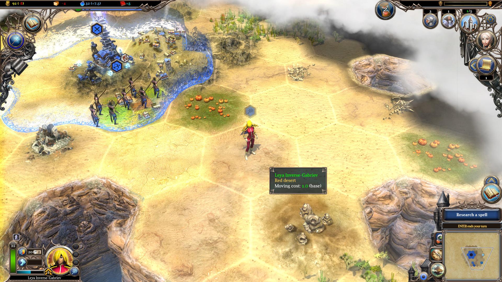 Warlock 2: The Thrilling Trio screenshot