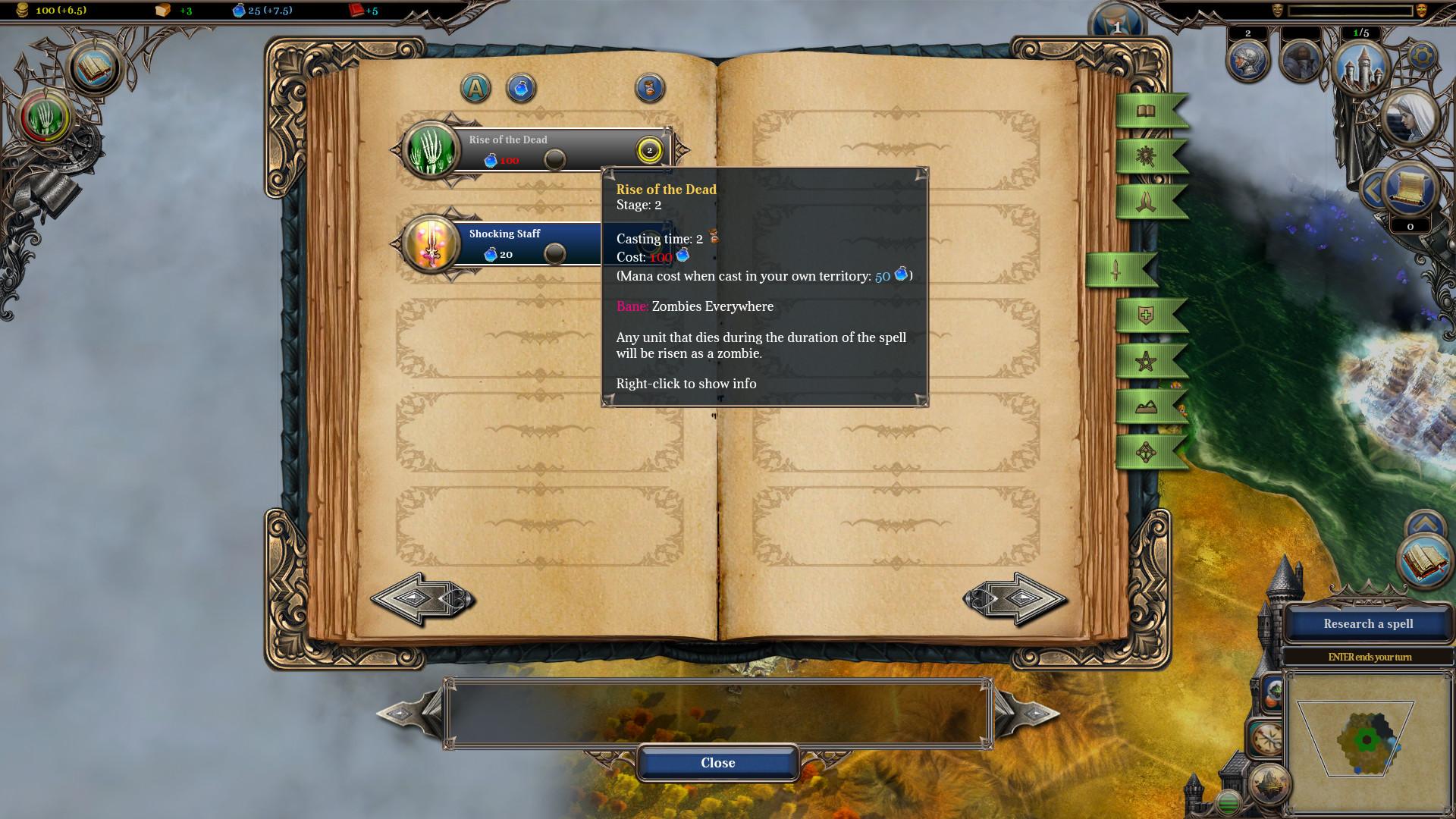 Warlock 2: Spectacular Spell Pack screenshot
