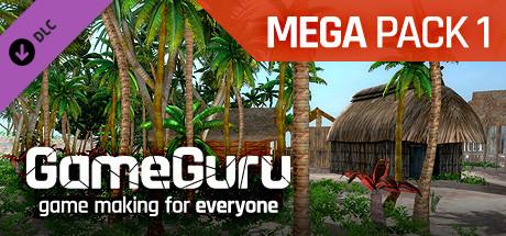 GameGuru Mega Pack 1