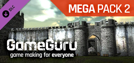GameGuru Mega Pack 2