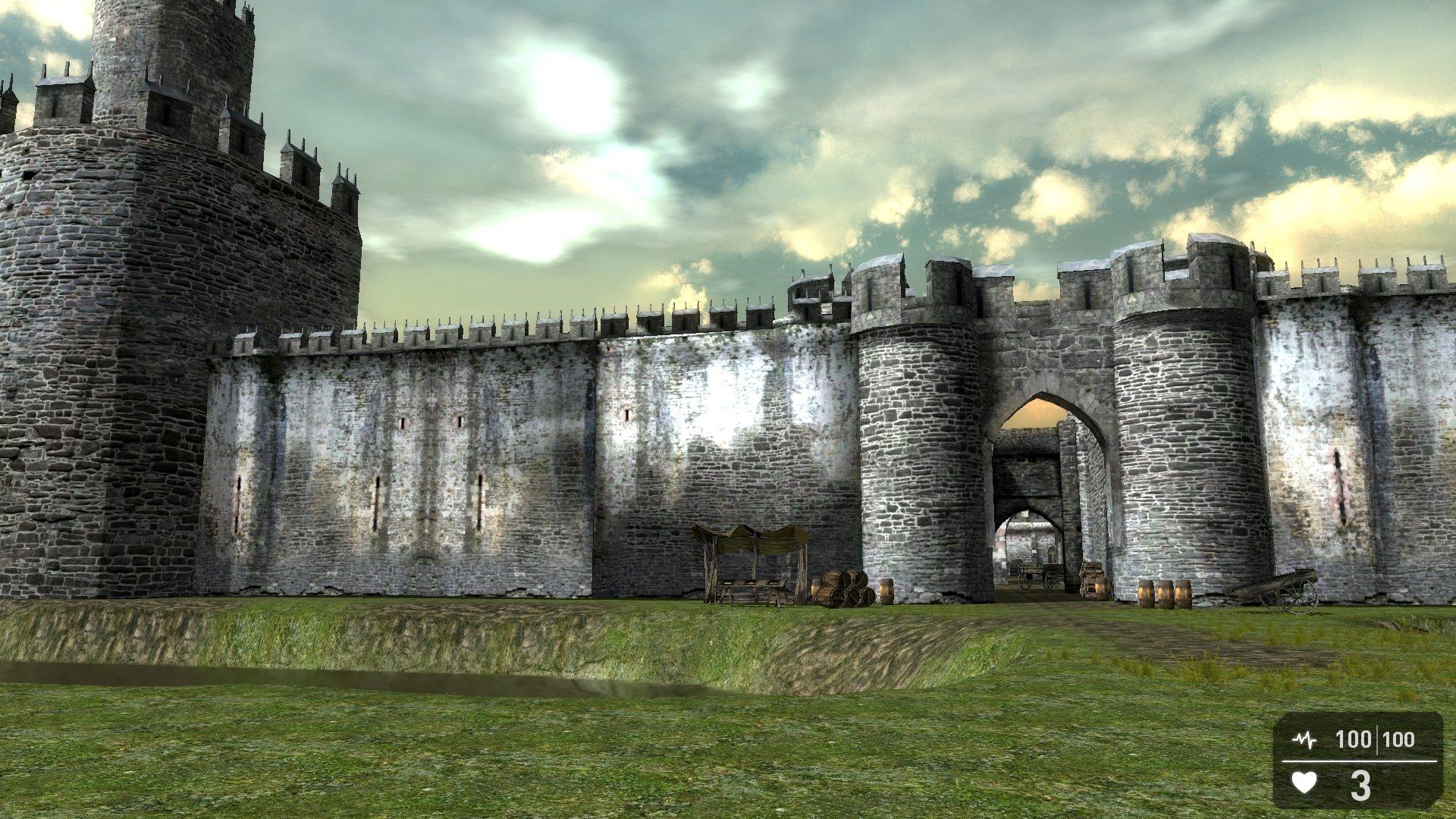 GameGuru Mega Pack 2 screenshot