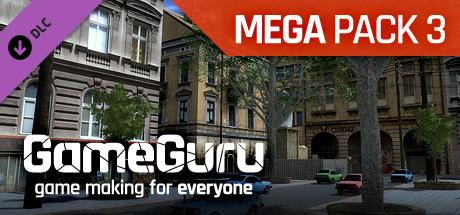 GameGuru Mega Pack 3