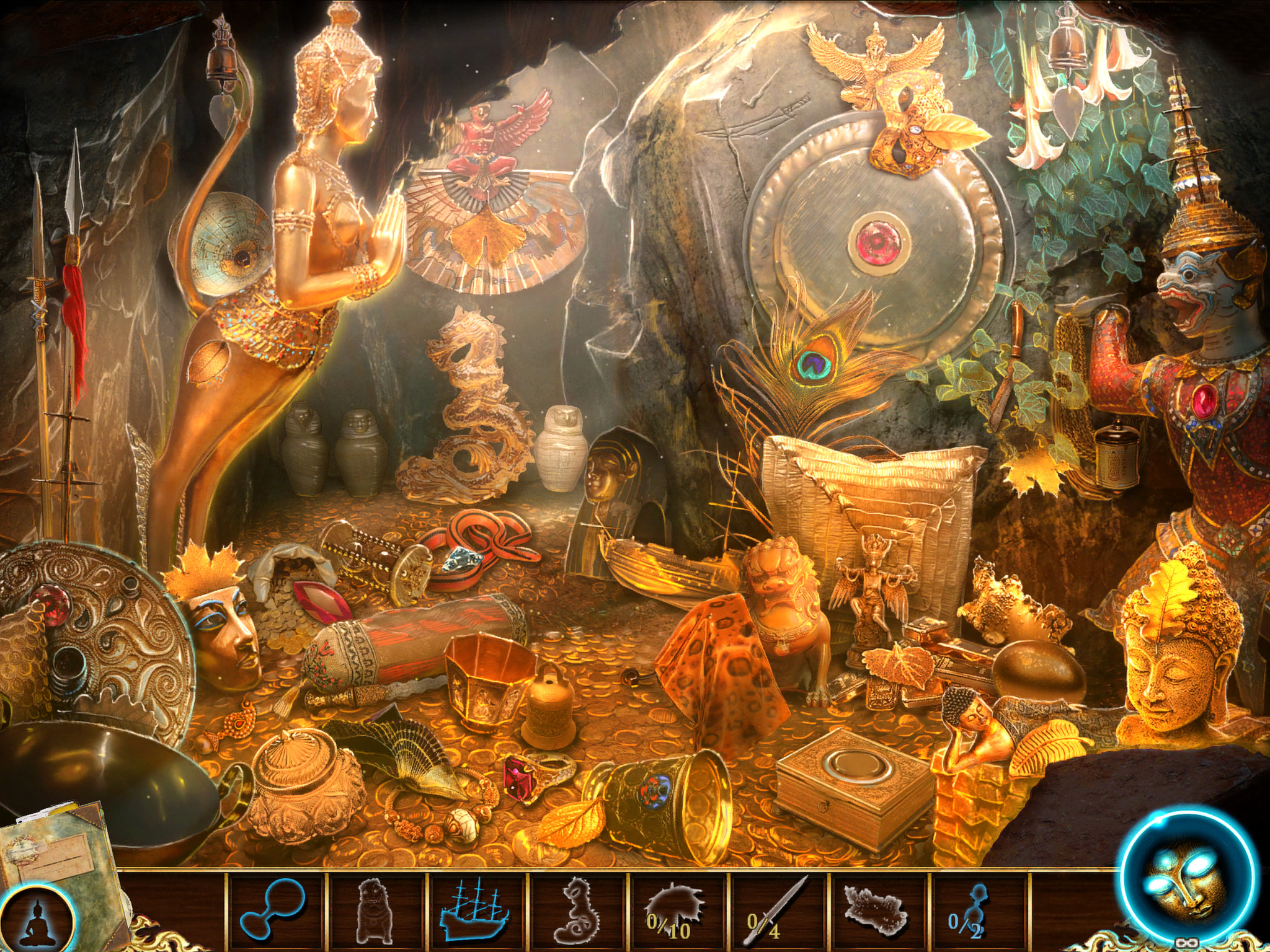 Melissa K. and the Heart of Gold Collector's Edition screenshot
