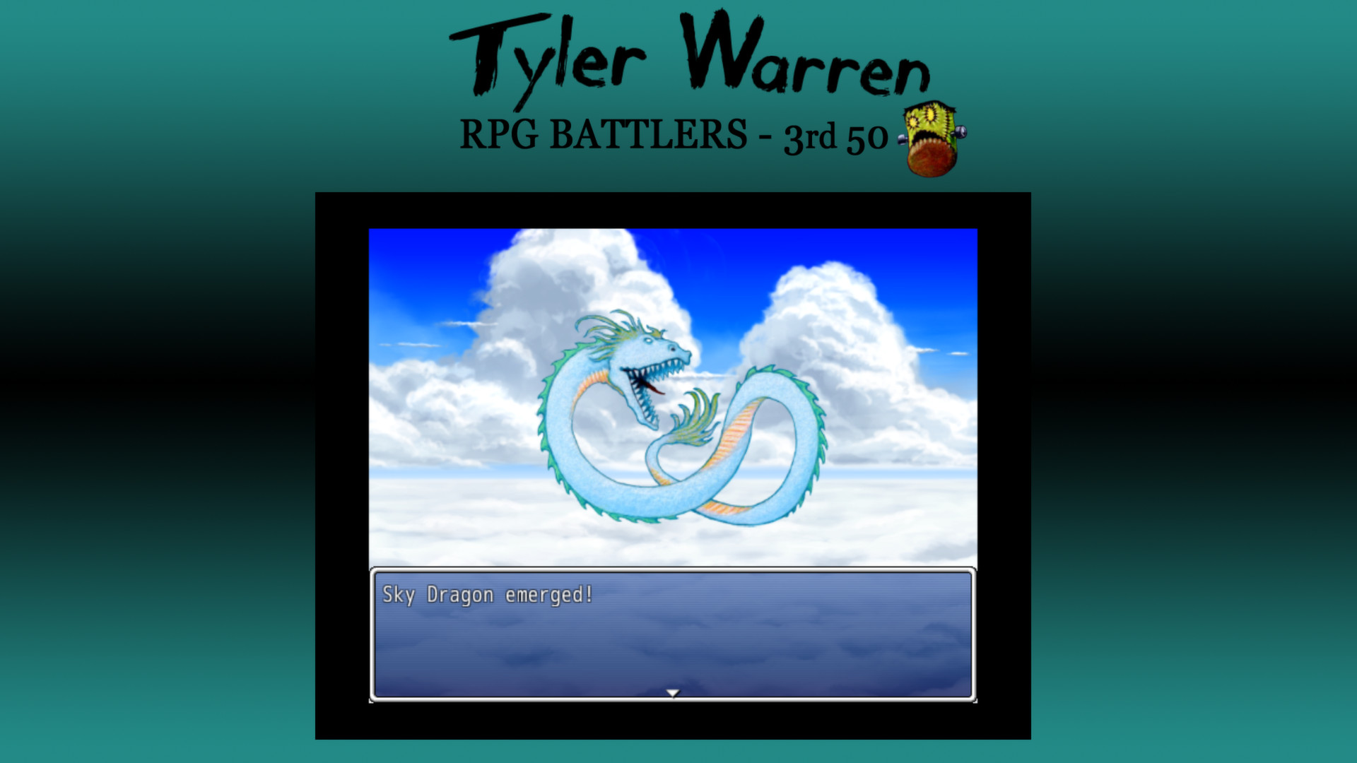 RPG Maker VX Ace - Tyler Warren RPG Battlers - 3rd 50 screenshot