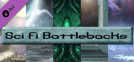 RPG Maker VX Ace - Sci Fi Battlebacks