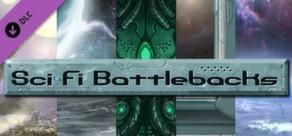 RPG Maker: Sci Fi Battlebacks