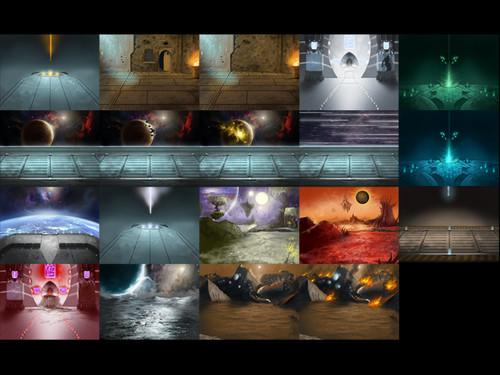 RPG Maker VX Ace - Sci Fi Battlebacks screenshot