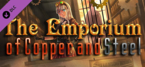 RPG Maker: The Emporium of Copper and Steel